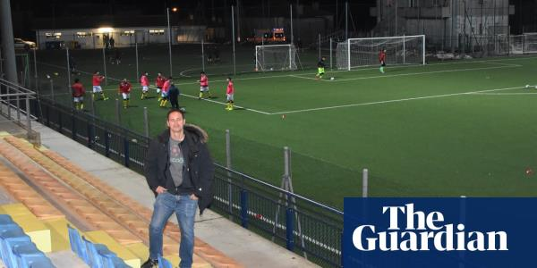 A dog, a cat and 22 fans: watching European football's worst top-flight team | Matt Walker