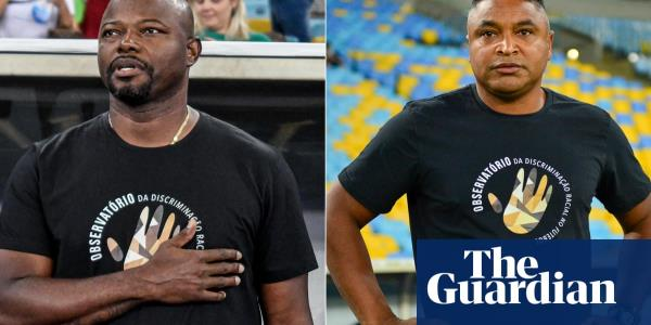 Black football managers join forces in Maracanã to condemn racism in Brazil