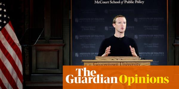 Zuckerberg has a bizarre take on history. More Facebook doesnt equal more democracy | Julia Carrie Wong