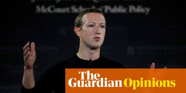Mark Zuckerberg doesn't understand free speech in the 21st century | Siva Vaidhyanathan