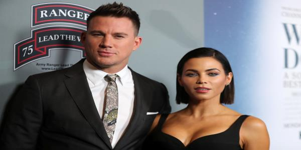 Jenna Dewan Says She Found Out About Channing Tatum And Jessie Js Romance Online