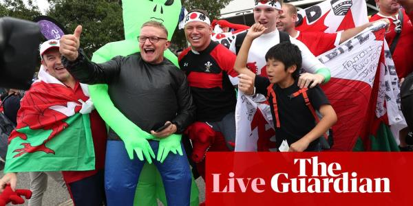 Wales v France: Rugby World Cup 2019, quarter-final – live!