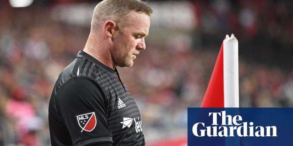 Wayne Rooneys MLS career ends on bench as DC United lose in playoffs