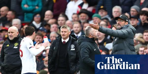 'This is an issue we have to discuss: Klopp hits out at VAR after United draw