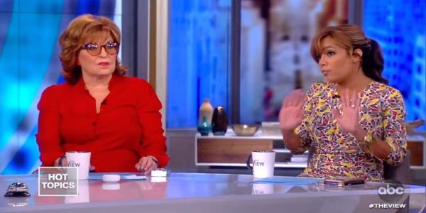 'The View' Doubles Down on Hillary Clinton's Tulsi Claim: She's a 'Useful Idiot'