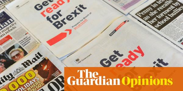 The UK press is reducing Brexit to a crude soap opera, ignoring the real story | Owen Jones