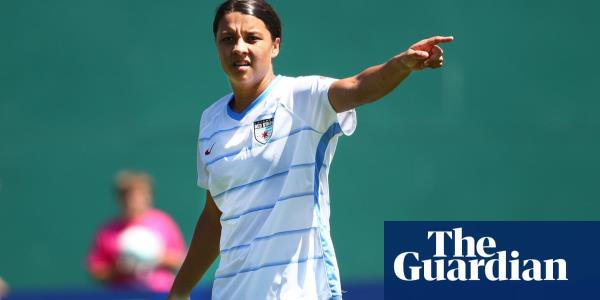 Sam Kerr to move on from Australia but can W-League move on from her? | Samantha Lewis