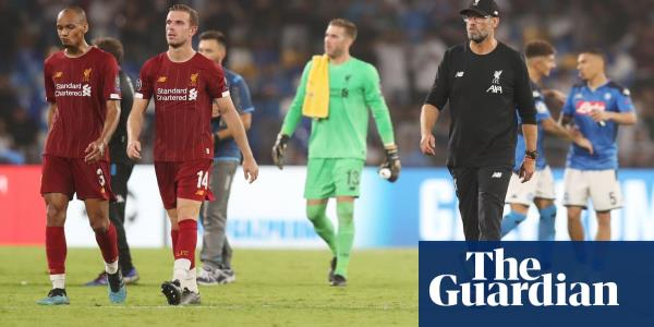 We won't get lucky again: Jürgen Klopp warns Liverpool on away form