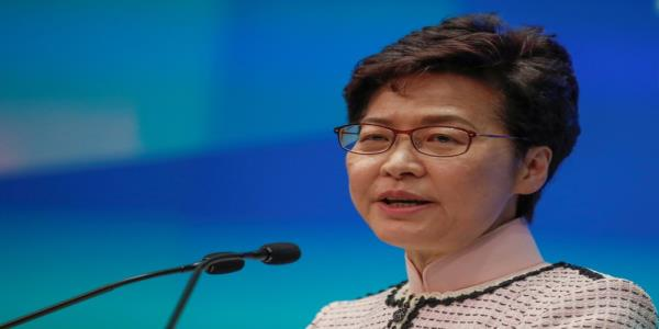 China plans to replace Hong Kong leader Lam with interim chief executive: FT