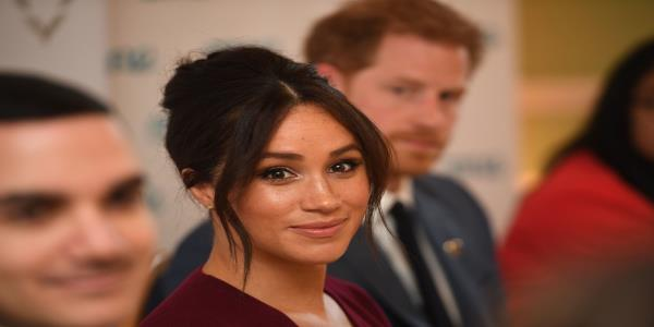 Meghan Markle Says Gender Equality Conversation Can't Happen Without Men