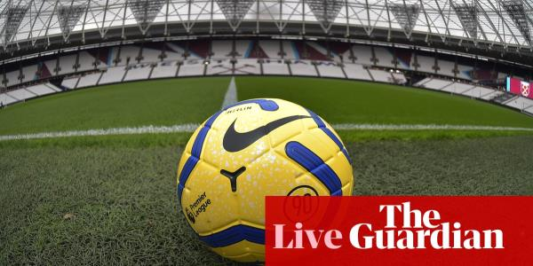 Brighton v Everton, West Ham v Sheffield United and more – live!