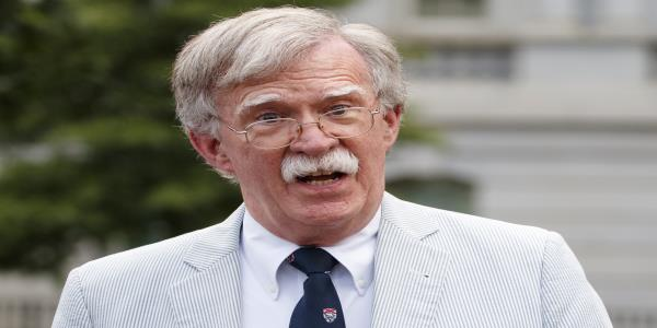Lawyer indicates Bolton wont testify in impeachment probe