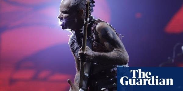 Flea on life before the Chili Peppers: I grew up running around naked