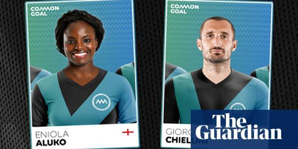 Eni Aluko unveiled as latest high-profile footballer to sign for Common Goal