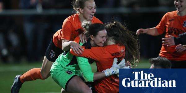 Glasgow City await European giants after sealing 14th title in a public park | Suzanne Wrack