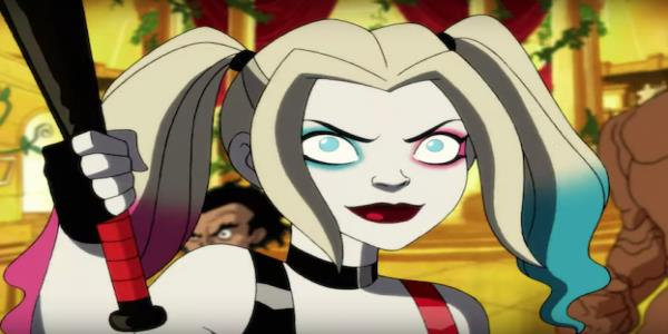 Harley Quinns Kaley Cuoco Assembles the Worst of the Worst in NSFW Trailer