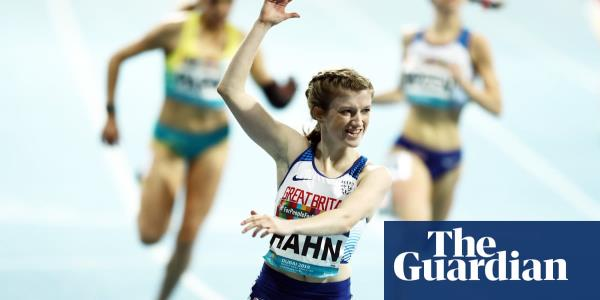 World Para-Athletics: Sophie Hahn breaks own world record for gold