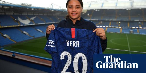 Chelsea Women pull off major coup in signing Australia striker Sam Kerr