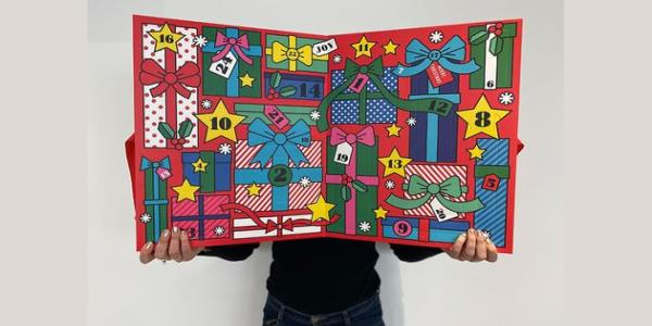 Paperchase Advent Calendar Review: Is It All For Show Or Worth The Cash?