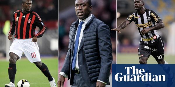 Clarence Seedorf: 'If someone has talent and ideas, give them a chance'