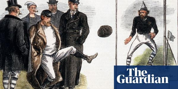 Before England's 1,000th, the story of the first full football international