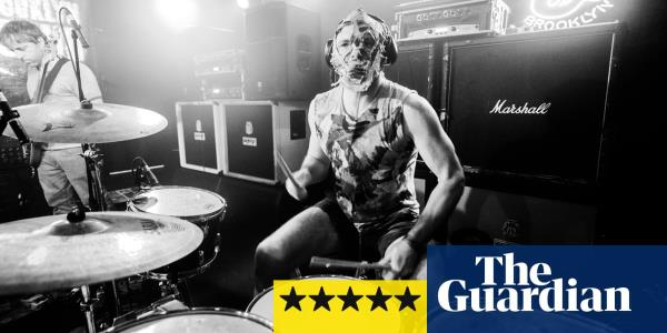 Lightning Bolt review – noise-punk duo remain one of the great live acts