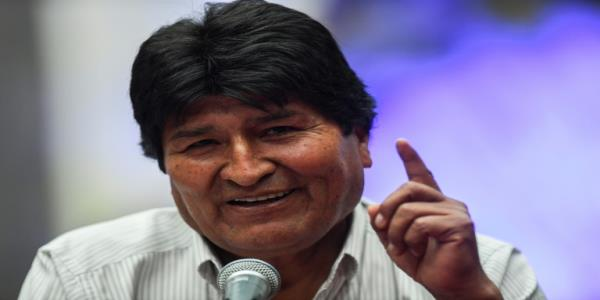 Bolivias Morales says ready to return to pacify country