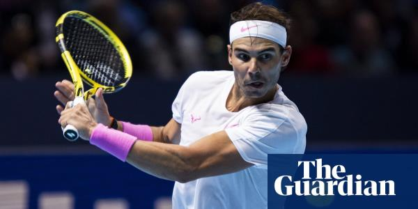 Sorry Daniil, I was super lucky: Rafael Nadal on beating Medvedev – video