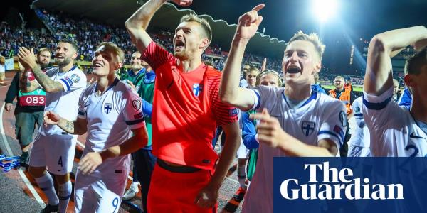 'It will mean so much': Finland's footballers stand on brink of history