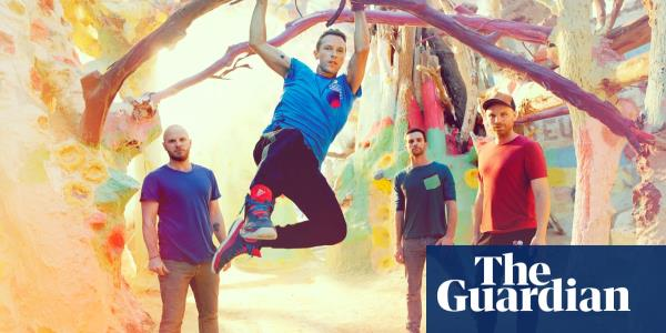 No more mellow Yellow: why Coldplay are pops weirdest band