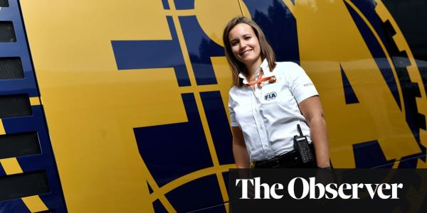 F1 trailblazer Silvia Bellot: 'If I can do it, it proves other women can'