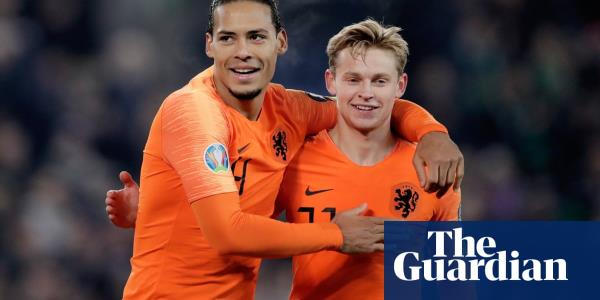 Netherlands 'back where we belong but must be humble', says Van Dijk