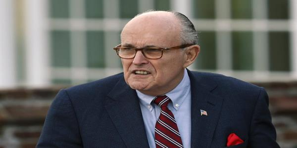 Giuliani: House investigation 'a travesty'