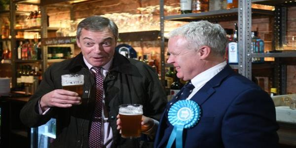 Tories Striking Election Pacts With Brexit Party Behind Boris Johnsons Back, Farage Claims