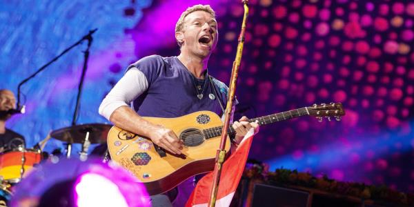 Coldplay Puts Touring on Hold, Citing Environmental Concerns