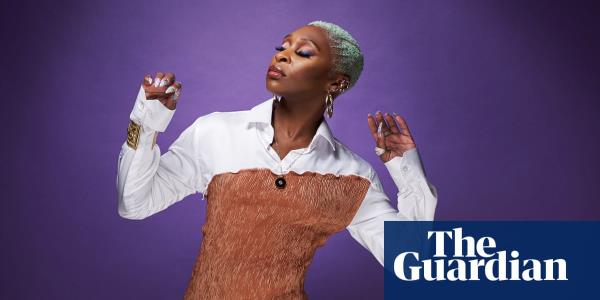 How Cynthia Erivo took the US by storm – with a little help from Aretha and Oprah