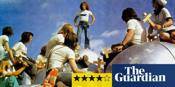 Tommy review – Ken Russells mad rock opera pinballs back into cinemas