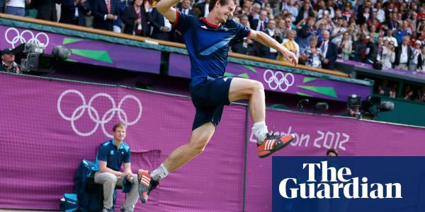 My ringside seat on the decade: I watched Andy Murray jump in the air in delight