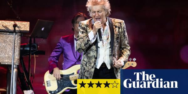 Rod Stewart review – raucous energy and magical singalongs