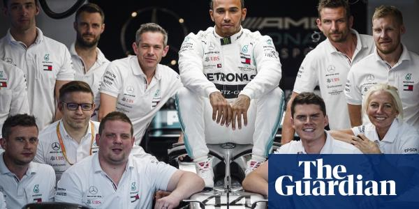 Lewis Hamilton is not only a peerless champion, he is the face of F1 | Giles Richards