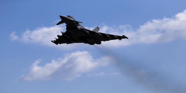 Sonic Boom Caused By Typhoon Jets Sparks Large Number Of 999 Calls