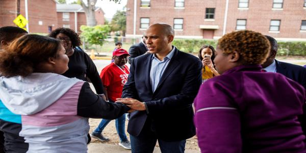 Cory Booker Bets $100 Billion on Historically Black Colleges and Universities