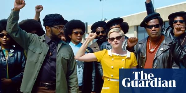 How Hollywood feted the black power movement – and fell foul of the FBI