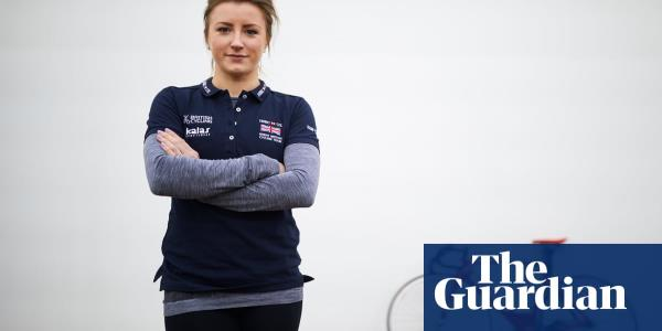 Medal-winning sprint cyclist Vicky Williamson switches to bobsleigh