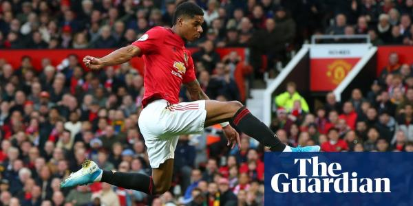 Marcus Rashford can take cue from Raheem Sterling's development at City | Jonathan Liew