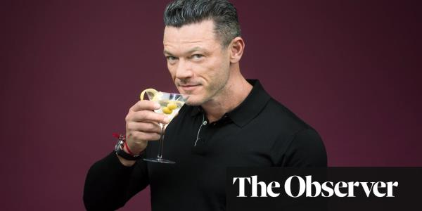 Luke Evans: 'I had to drink Charles Dance's blood'