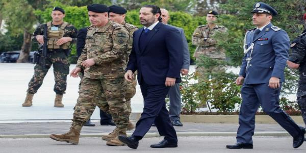 Lebanons Hariri reemerges as PM candidate as Khatib withdraws