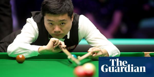 Ding Junhui holds off Stephen Maguire to win third UK Championship