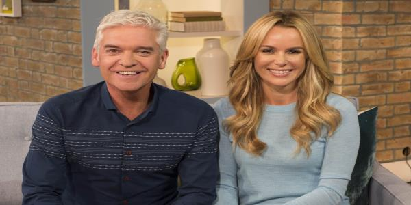 Amanda Holden Addresses Phillip Schofield Headlines Amid Ruth Langsford Complaint Reports