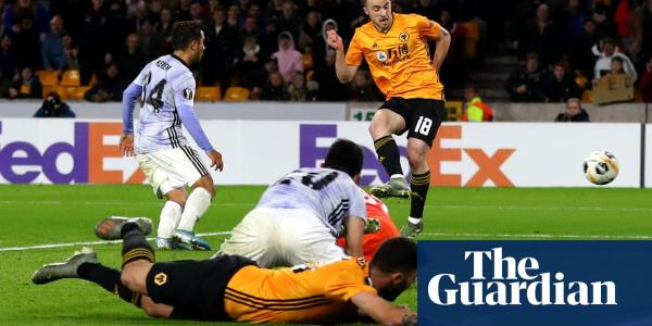 Diogo Jota comes off bench to grab rapid hat-trick as Wolves rout Besiktas
